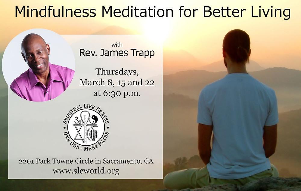 Mindfulness Meditation at Spiritual Life Center
