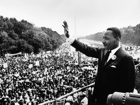Following the Footsteps  of Dr. Martin Luther King Jr.