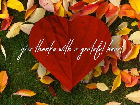 Strengthen Your Gratitude Muscle