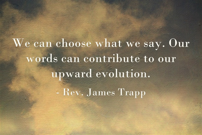 Rev. James Trapp quote