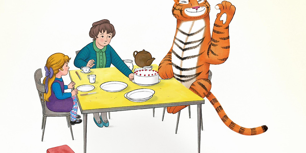 The Tiger Who Came To Tea - Storytale Adventures