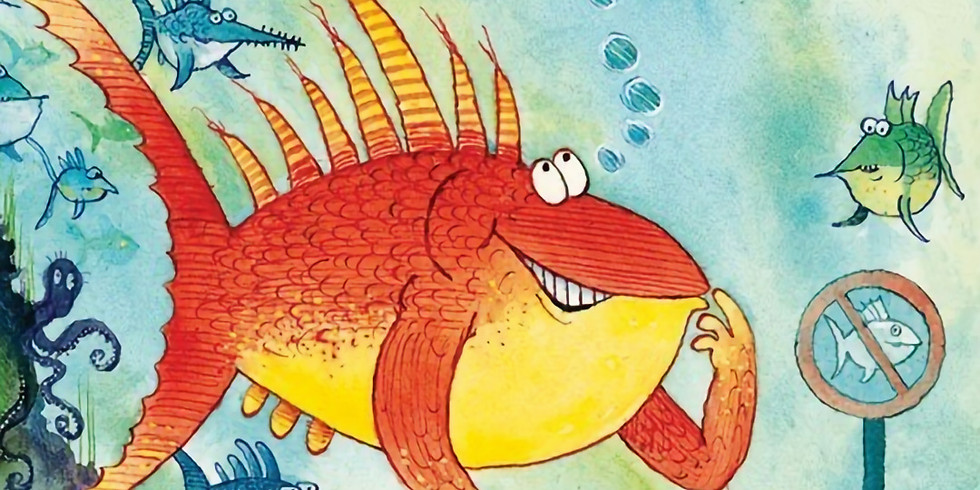 The Fish Who Could Wish - Storytale Adventures