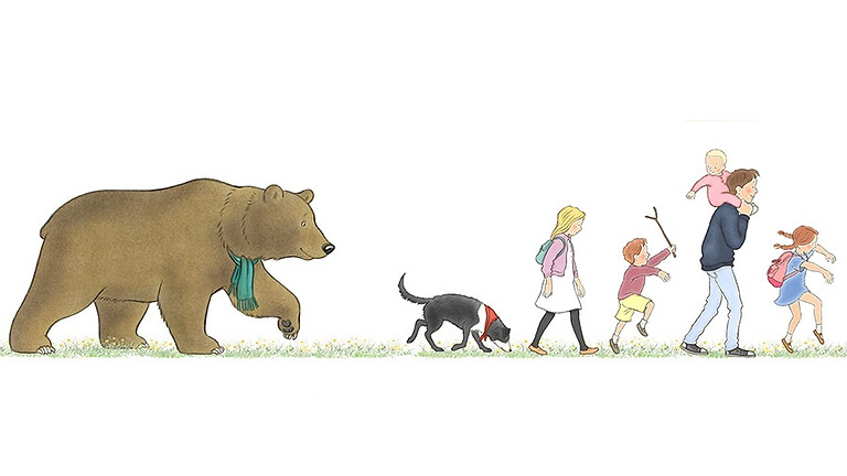 We're Going on a Bear Hunt - Storytale Adventures