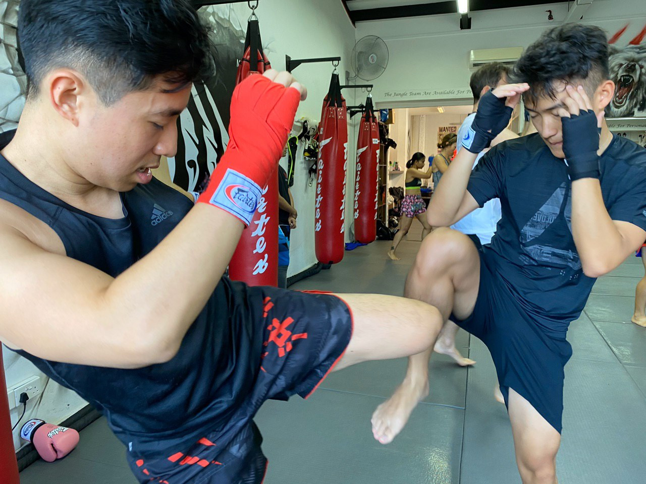 Best coaches in Singapore for muay thai