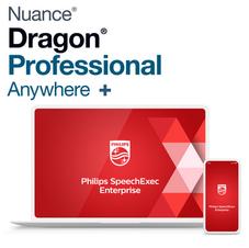 Dragon Pro Anywhere + SpeechExec Enterprise