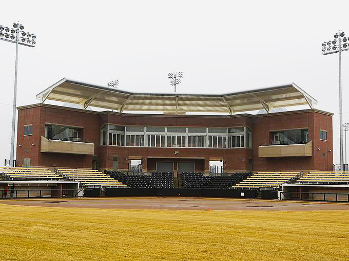 Purdue University Softball Stadium