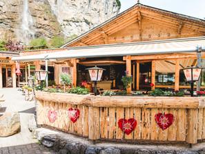 Camping Jungfrau - Lauterbrunnen, Switzerland