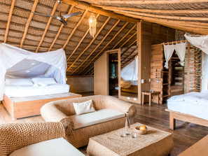 Eco Lodge Mancora - our last and luxurious night in South America