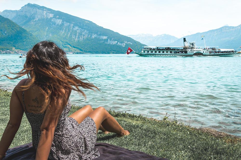 Lake Spiez