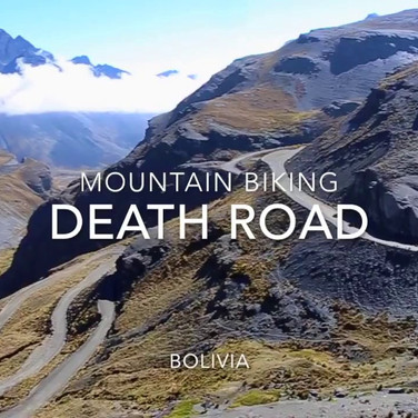 Death Road Mountain Biking