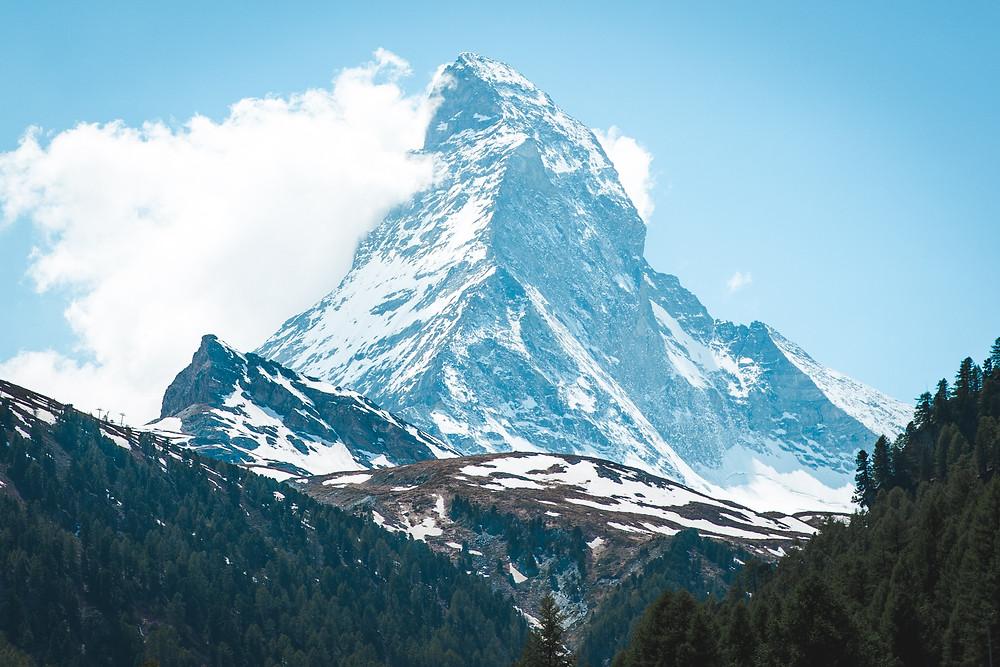 Zermatt, Matterhorn Mountain