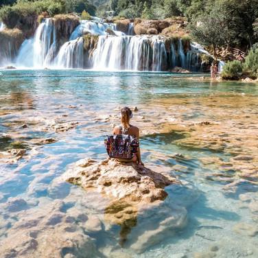 Krka National Park & Waterfall