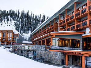 Sunshine Mountain Lodge, Banff's No. 1 ski-in ski-out lodging
