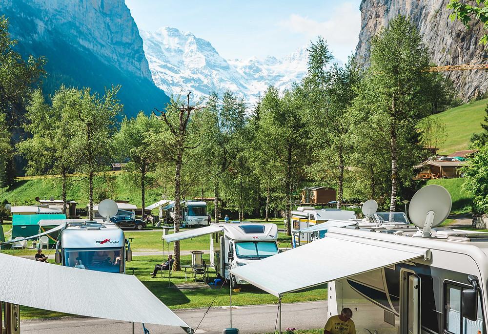 Camping Jangfrau