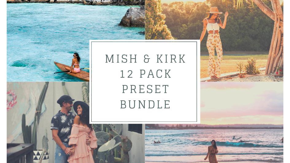 Mish & Kirk Original Preset Bundle