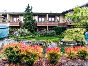 Willows Lodge - Luxurious accomodation in the heart of Woodinville wine country