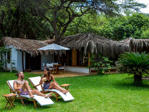 Our paradise stay at Casitas Pacificas, Las Pocitas Beach