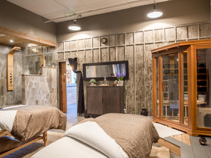 Cedar & Sage Spa - Your relaxation haven in the heart of Banff Village