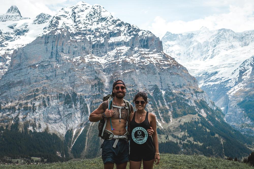 Switzerland Hiking