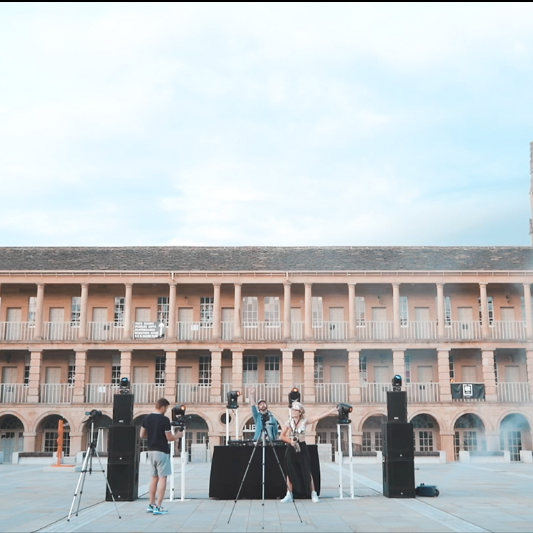Ellie Sax & Friends at The Piece Hall  - Tickets on Sale on The Piece Hall website