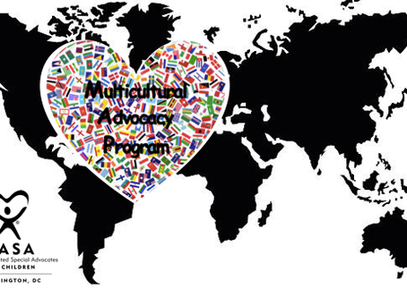 PRESS RELEASE: Announcing Launch of the Multicultural Advocacy Program (MAP) at CASA DC