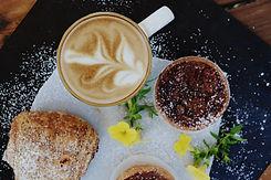 Morninstar Calfe Latte and Baked Goods.j