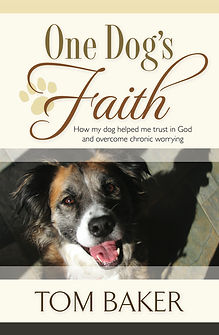 One Dog's Faith front cover