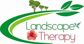 Landscape Therapy Home & Garden Logo