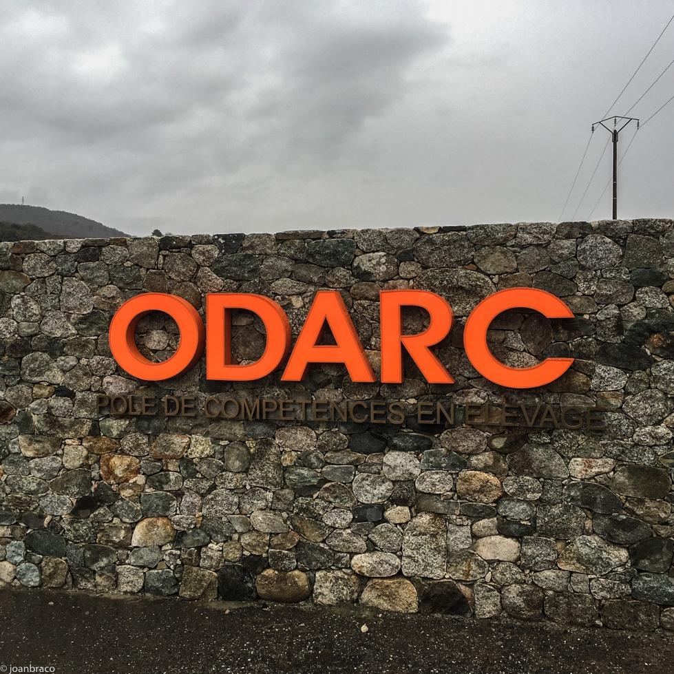 Odarc Station d'élevage Alitant