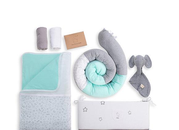 כל מה שצריך למיטת תינוק - הסט השלם