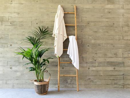 מגבת נעימה ומלטפת מבמבוק