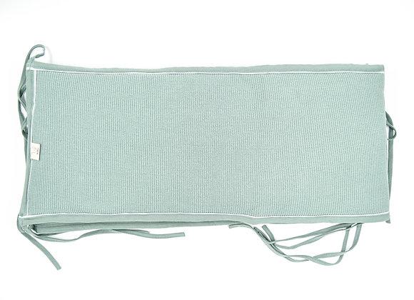 מגן ראש מיטת תינוק/ וופלים