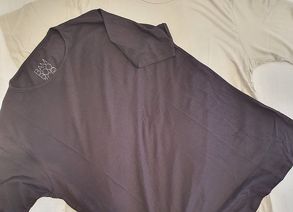 חולצת גבר קצרה 100% במבוק