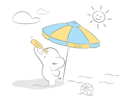 ימים של קיץ...