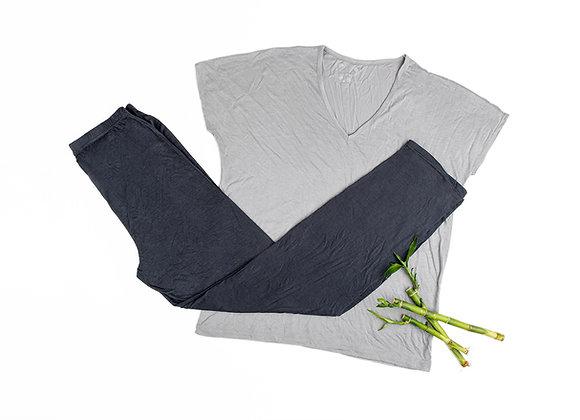 מכנס פיג'מה לנשים מושלם ממש! 100% במבוק אורגני
