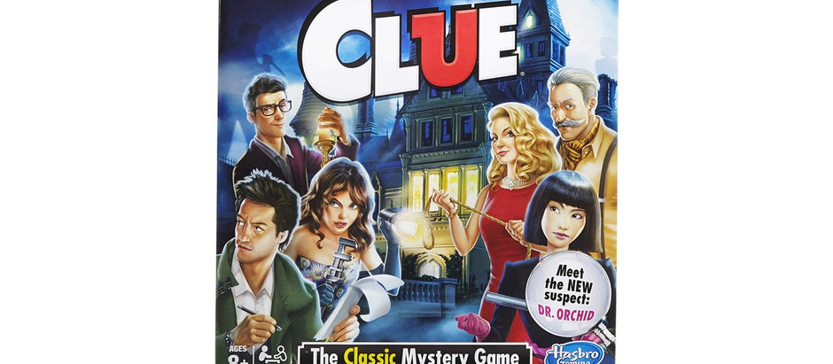 Clue - The Classic Mystery Game