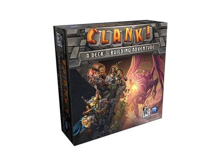 Clank - A Deck Building Adventure!