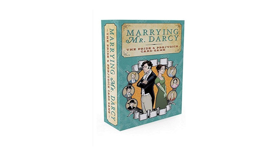 Marrying Mr. Darcy - Yup, that Mr. Darcy