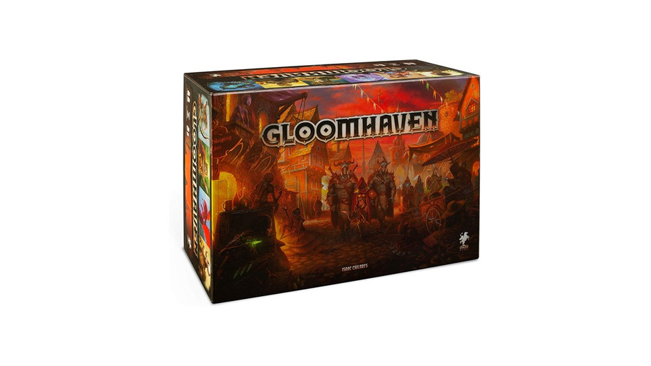 Gloomhaven (First Playthrough)
