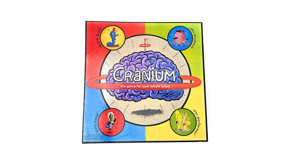 Cranium (The Ultimate Party Game)