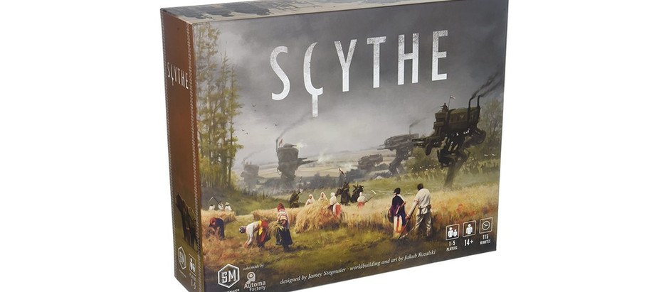 Scythe - A 1920's dystopian Europa