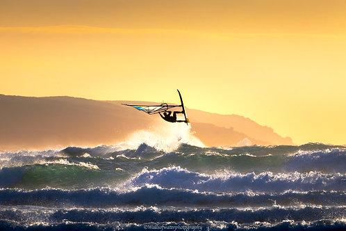 """Windsurfer Godrevy"""