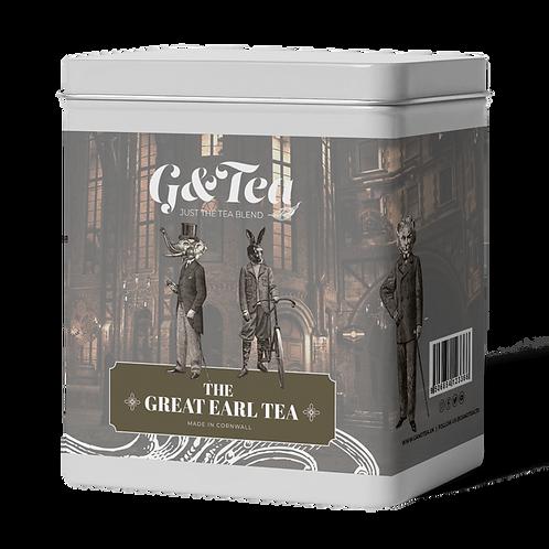 Great Earl Tea Tin