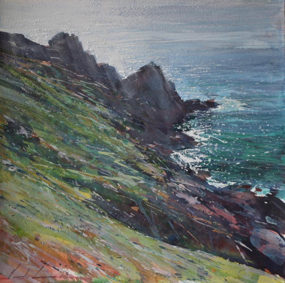 Gwennap Head Cliffs *SOLD*