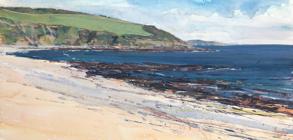 Bass Cove, Mawnan Smith