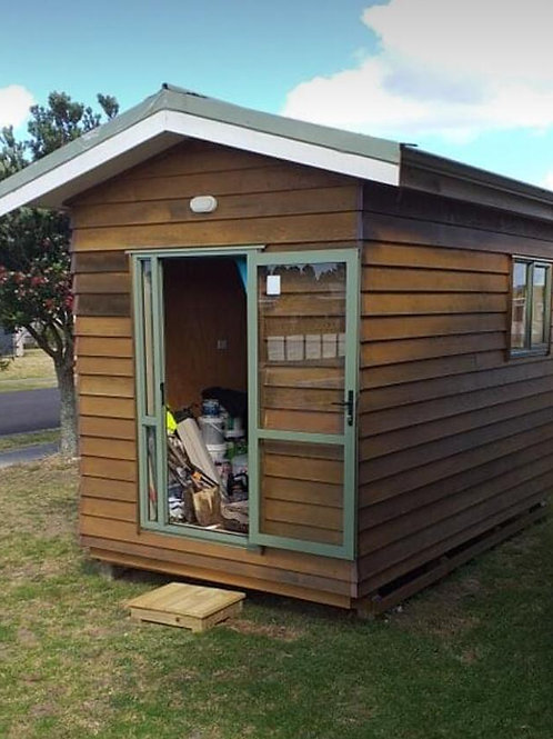 Cabin Sleepout / Home Office for Rent