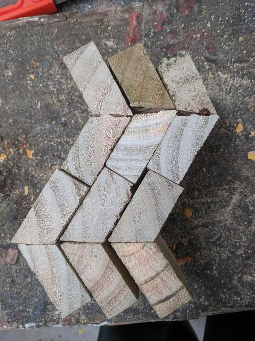 Wood Off cuts