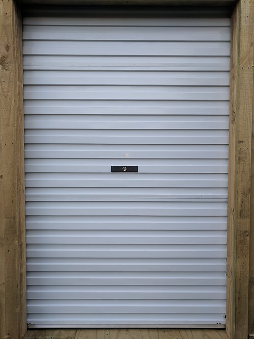 Roller door with a center lock 1.2*2m
