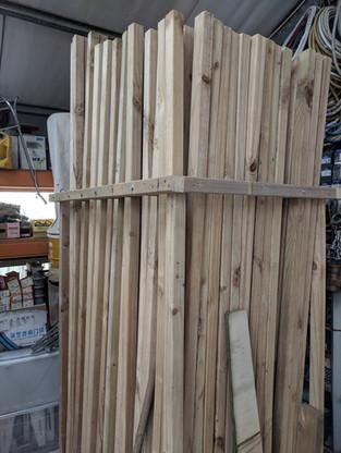 Wood Palletised