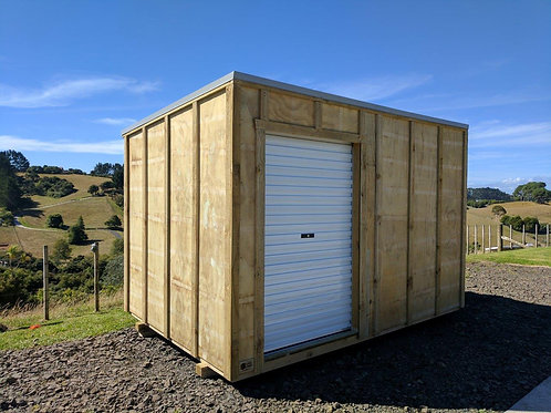 Large Solid Shed